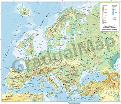mapa de europa mudo. forman Mapa+europa+fisico