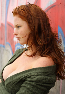It's Only Ever Really About A Redhead That Borrows My V-neck Sweater
