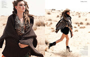 Benjamin Kaufmann 'The Nomad' for Emirates Woman Autumn 2010 (bk emirateswoman )