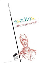 Escritos de Alberto Giacometti. Editorial Sintesis