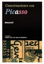 Conversaciones con Picasso de Brassa. Ediciones Turner