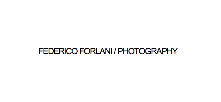 federico forlani | photography