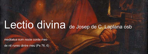 Lectio divina de Josep de C. Laplana