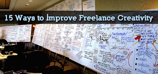 Ways to Improve Freelance Creativity