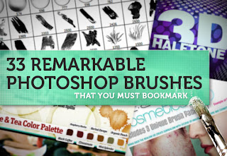 Remarkable Photoshop Brushes That You Must Bookmark
