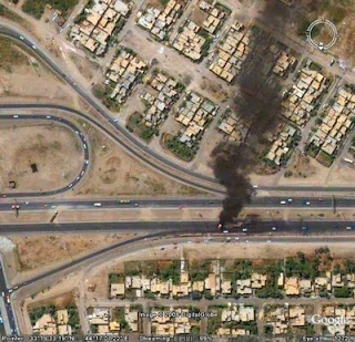 Interesting Google Earth Finds
