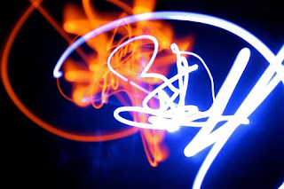 Awesome Light Graffiti Pictures