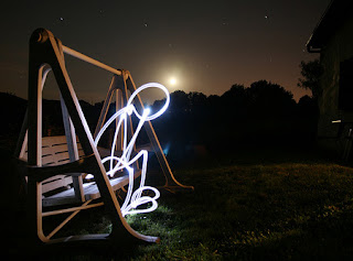 Beautiful Examples of Light Graffiti