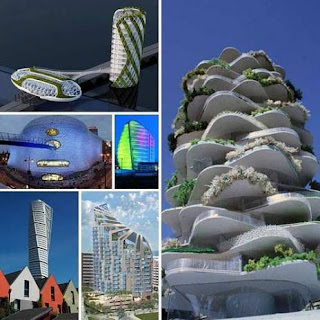 Most Amazing Bionic Buildings