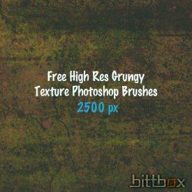 Photoshop Grunge Brushes