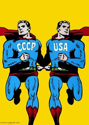 Cold War Propaganda Posters