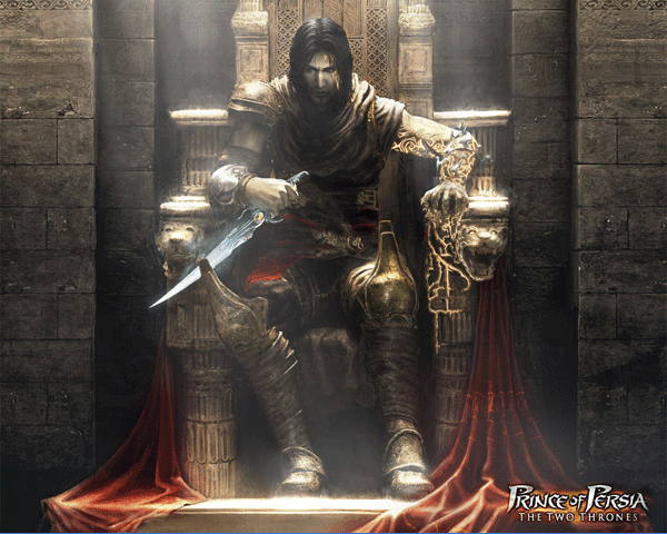 Prince Of Persia - Throne