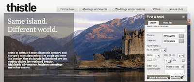Luxury Hotel And B&amp;B Web Designs