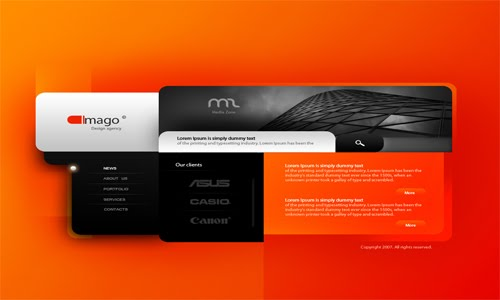 super creative web design