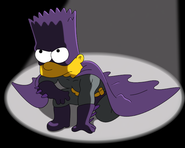 I am Bartman
