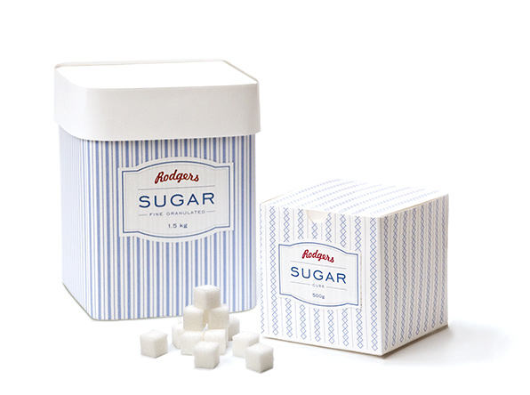 Rodgers Sugar Packaging