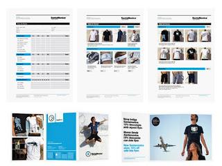 Store Brochure Design Examples