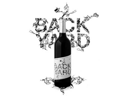 Backyard Vineyards Packaging