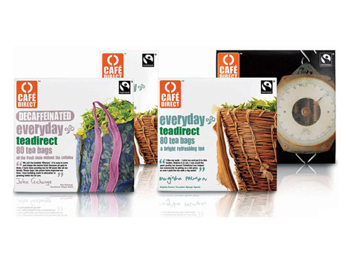 Café direct Packaging
