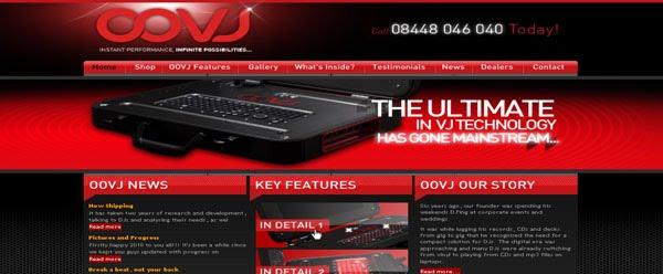 OOVJ html5 design