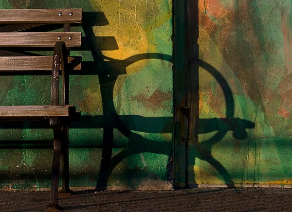 Bench Abstract Photography