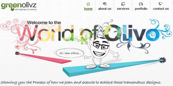 GreenOlivz Web Design Service Company