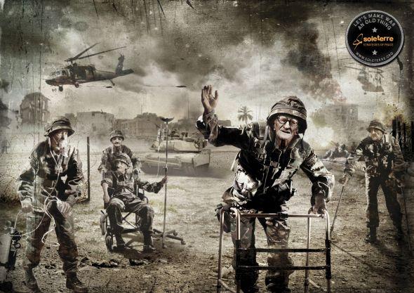 Soleterre.org: Old war, 1