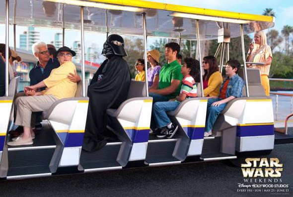 Hollywood Studios: Vader