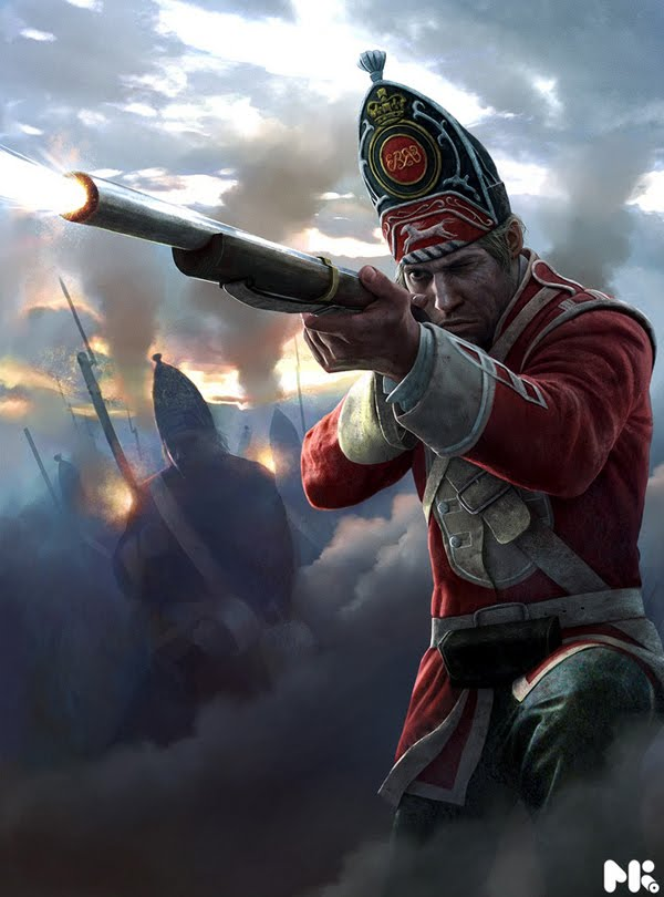 Empire Total War Grenadier