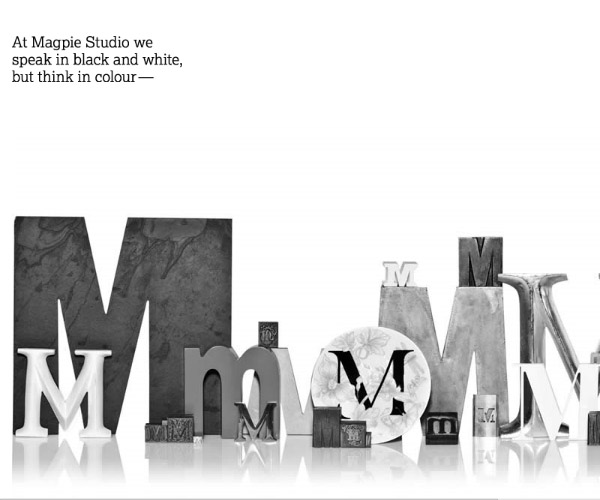 Magpie Studio Web Design