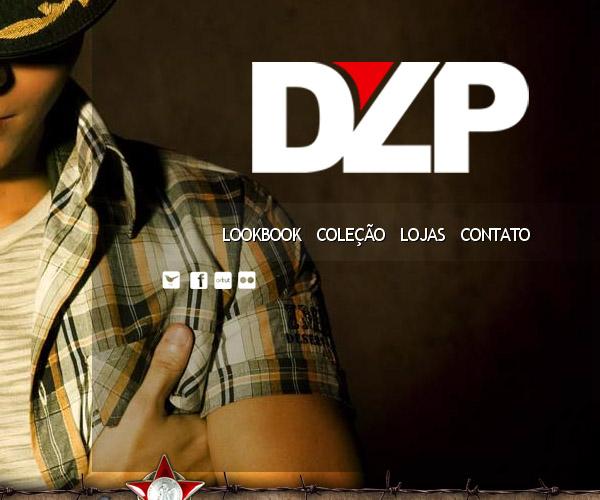 Lojas DLP Web Design