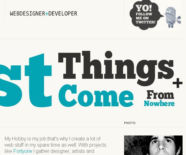 Roger Burkhard Web Design
