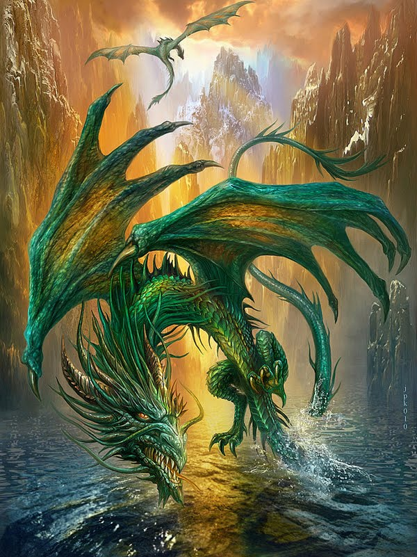 Dragon of Lake
