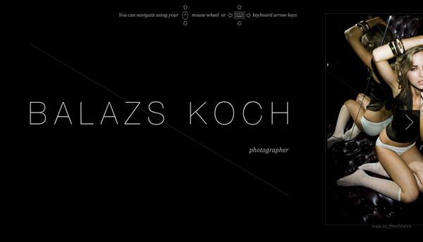 Balazs Koch photographer