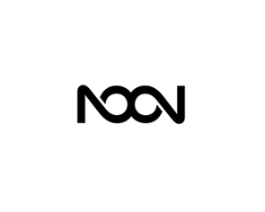 noon logo design