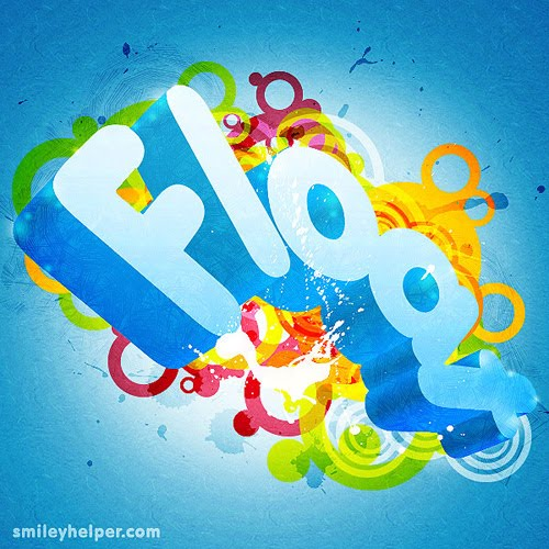 Make a 3D Colorful Abstract Text Effect