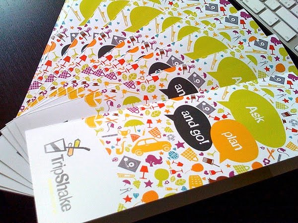 Brand new TripShake brochure