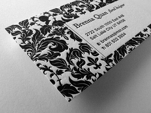 Brenna Quan Business Card