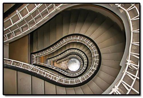 Black Madonna Stairs