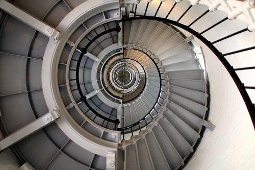 Stairwell by Markus Meier