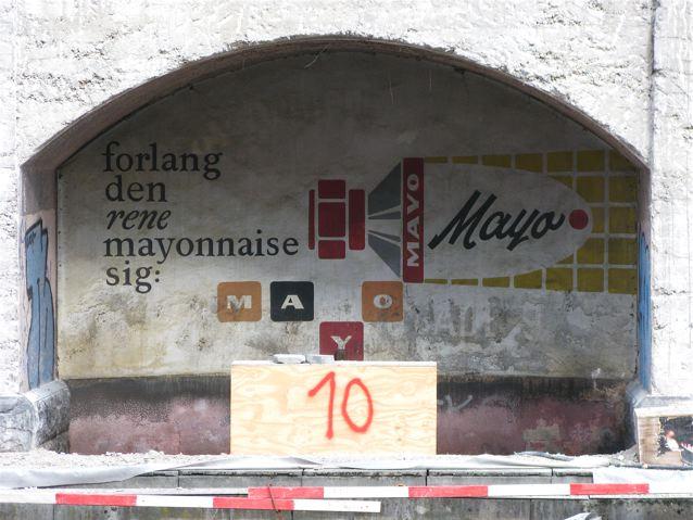 Wall Advertising