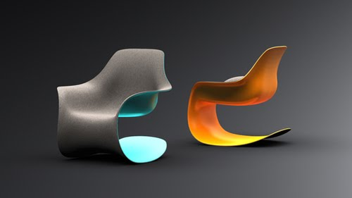 Fluid Rocker by Nick Trincia