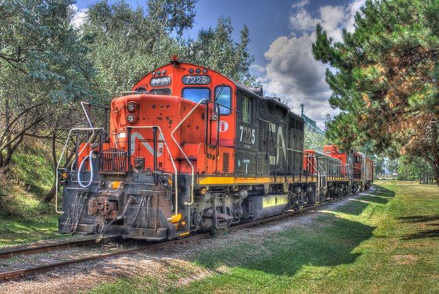 Diesel Engine 7225
