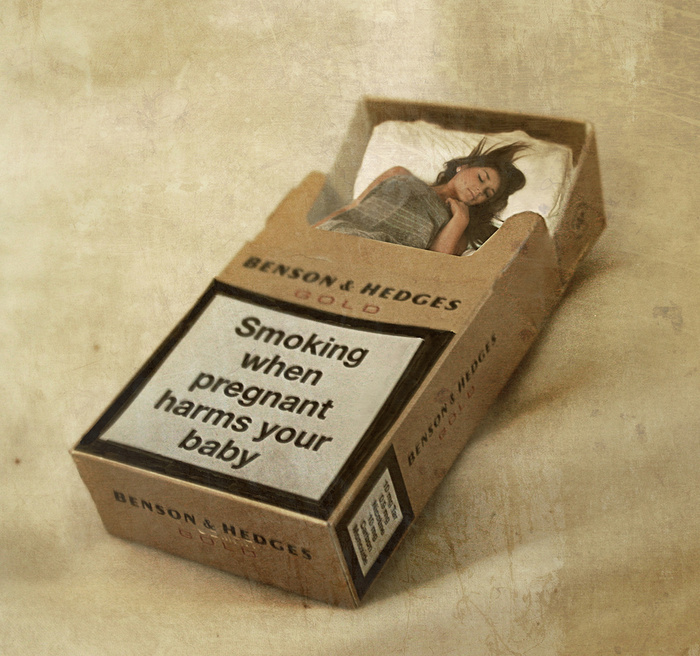 Smoking when pregnant harm your baby