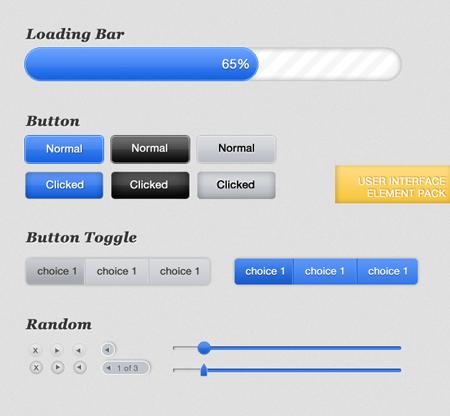 Toggle Web UI Elements
