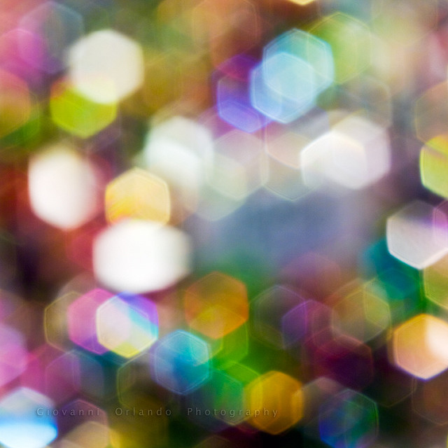 Insane bokeh by Giovanni Orlando