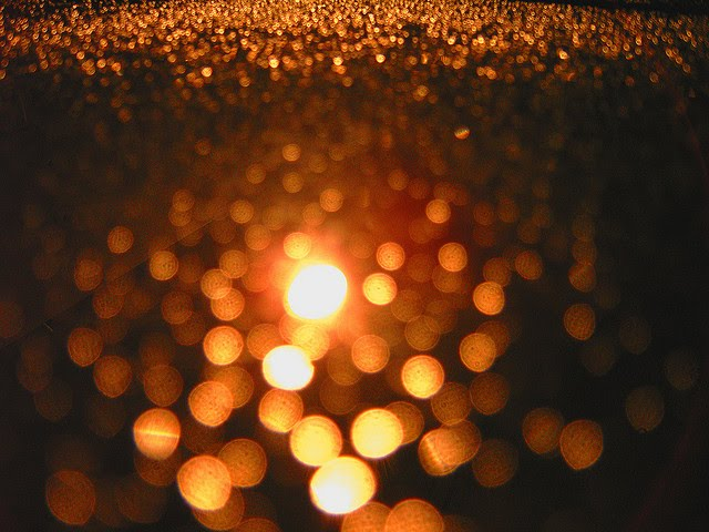 Bokeh lights Thursday by songglod