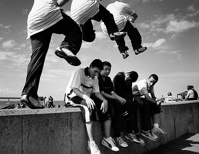 Queue Jump