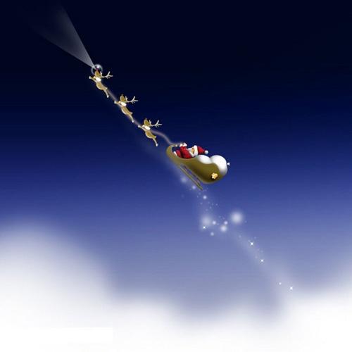 Santas Lost