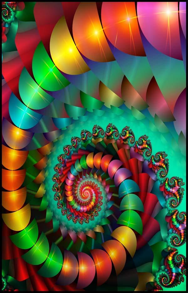 Christmas Spiral 2010